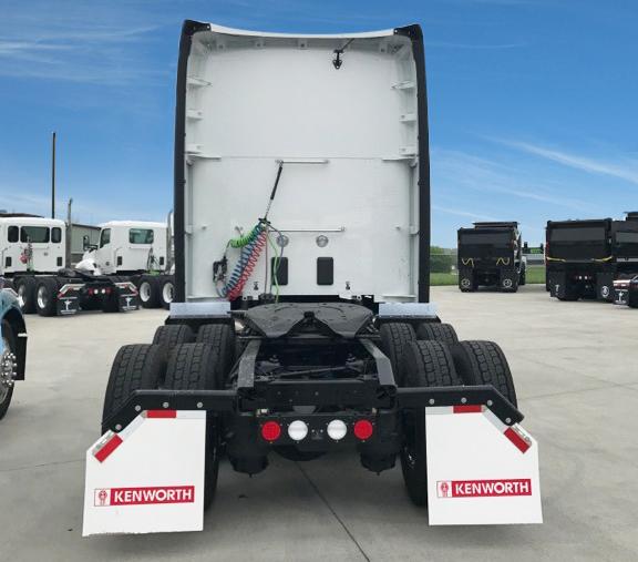 2018 Kenworth T680 Double Bunk Sleeper Fedex Trucks