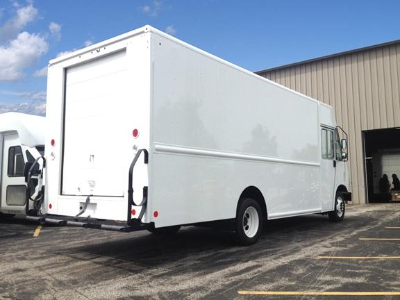Ford P1000 | Stepvans For Sale - Fedex Trucks For Sale
