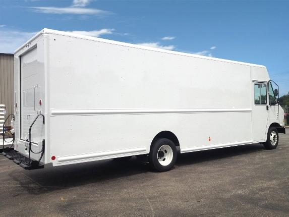 Step Vans For Sale >> Stepvan For Sale Ford Stepvans Fedex Trucks For Sale