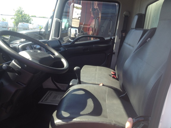 Hino 268a Conventional Cab Fedex Trucks For Sale