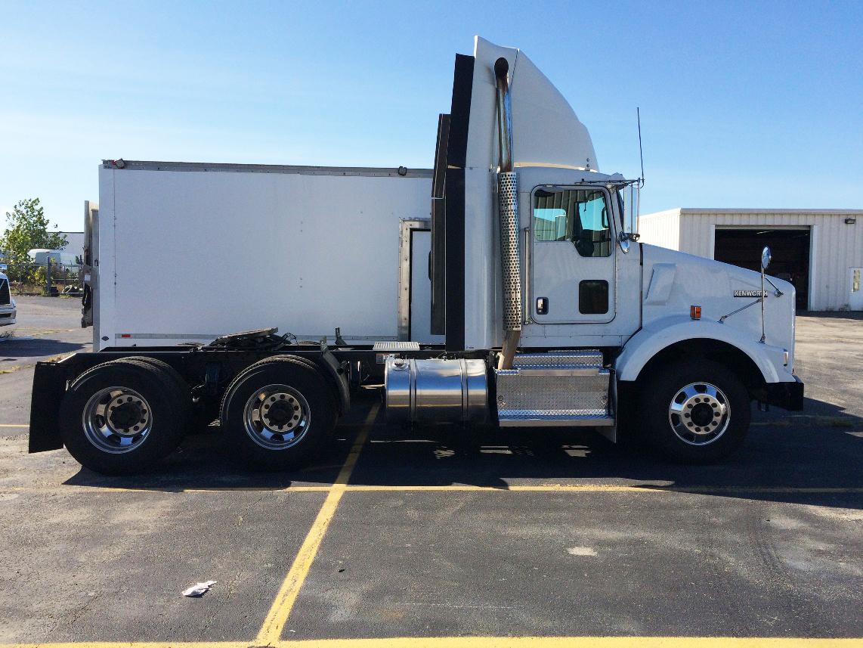 2014 Kenworth T800 Daycab Fedex Trucks For Sale