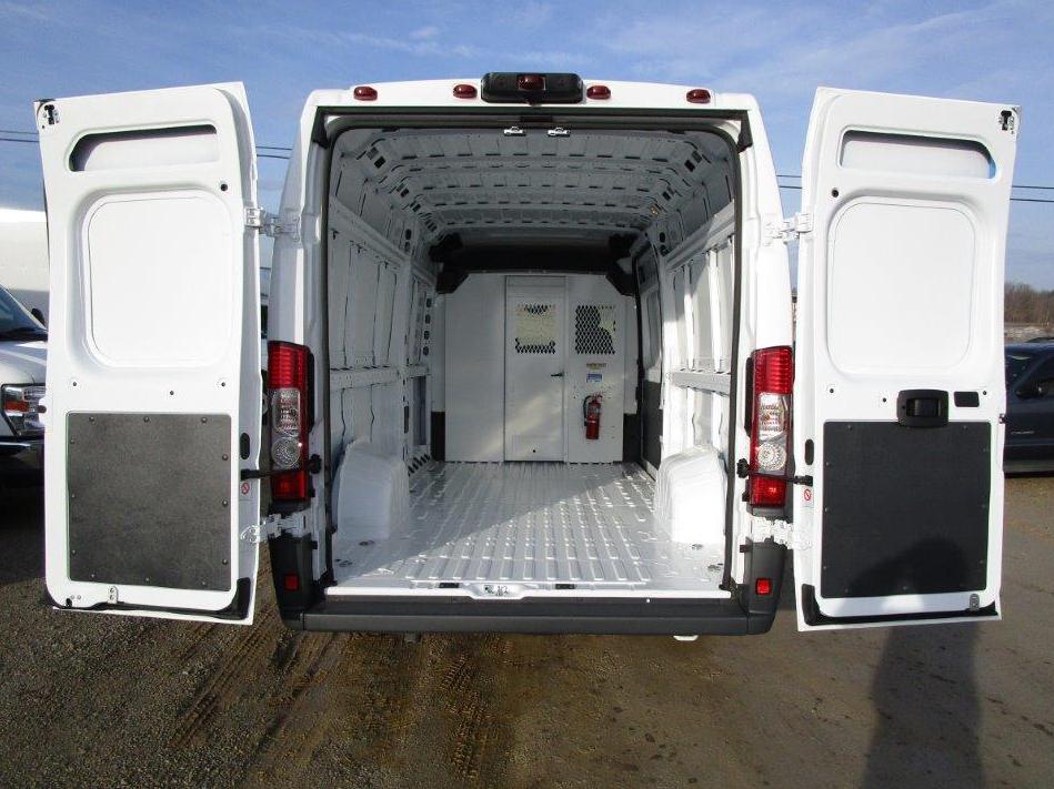 Dodge Ram Promaster 3500 Cargo Van